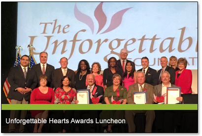 Unforgettable Hearts Awards Luncheon