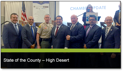 State of the County – High Desert