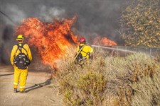 Blue Cut Fire Resources