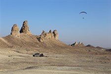 Trona Earthquake Recovery