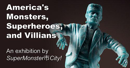SuperMonster City Event - June 10, 2021