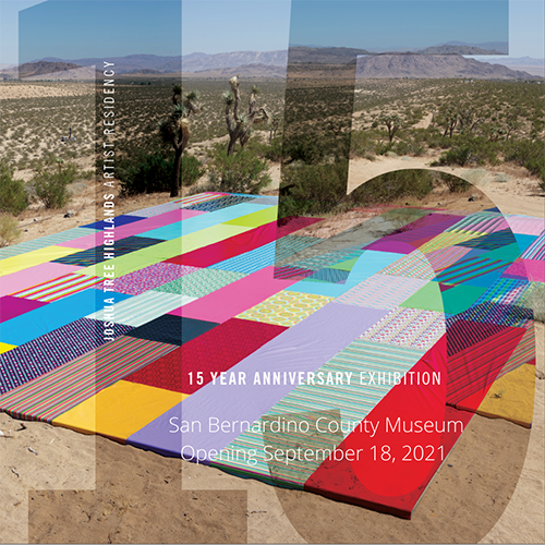 JTHAR's 15-Year Anniversary Opening September 18