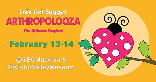 2021 Arthropolooza Virtual Event Banner