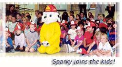 Sparky & Kids