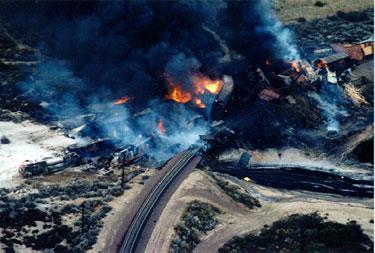 hazardous material disaster photo