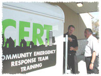 Community Emergency Response Team Training