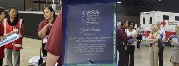 CESA Award OES