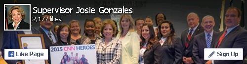 Supervisor Josie Gonzales