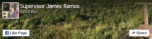 Supervisor James Ramos