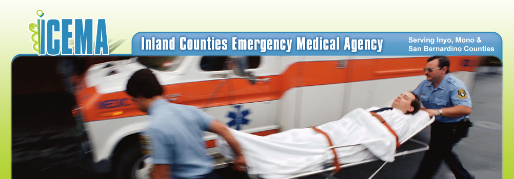 Banner Image - Paramedics with Gurney