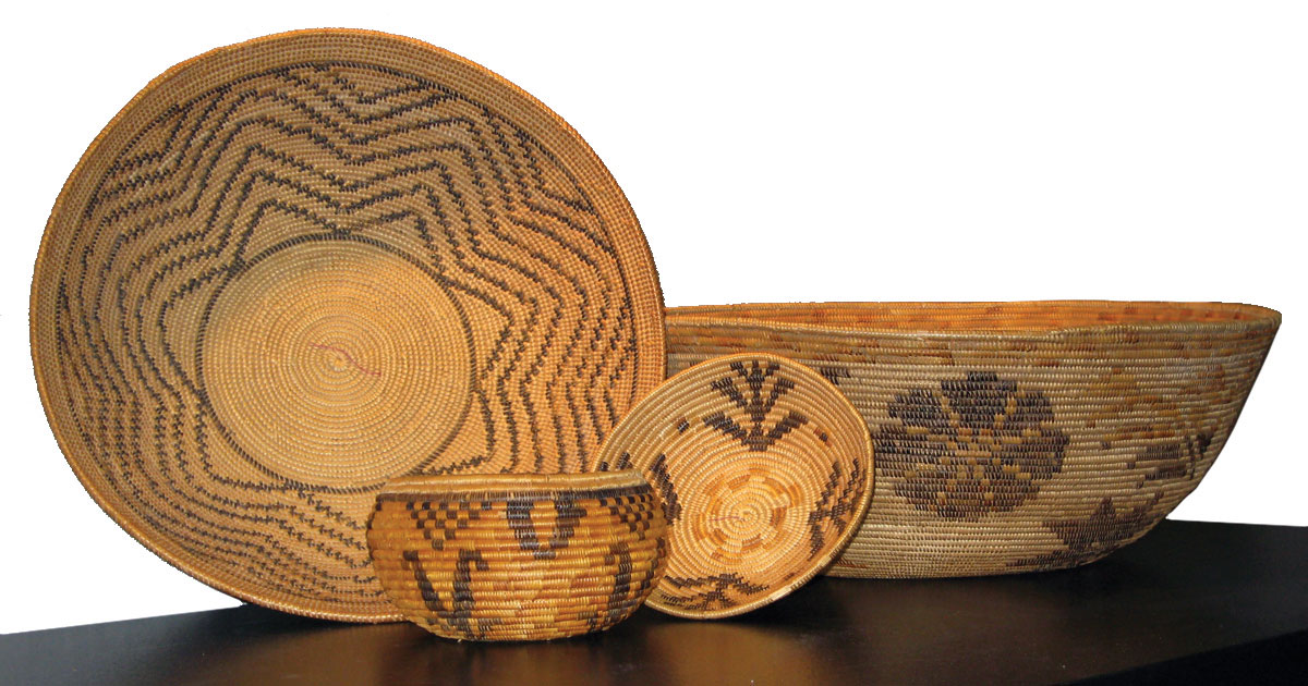 Basketmakers Generations Of Symbols Southern California