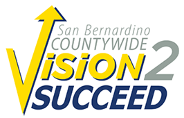 Vision2Succeed logo