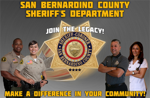 Sheriff's Department is recruiting