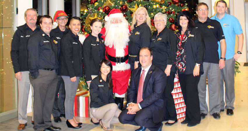 Supervisor Hagman's Christmas Open House