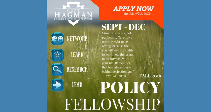 Policy Fellowship