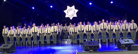Sheriff adds 80 deputies and looks to hire more